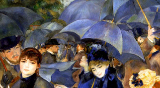 Unbelievable Umbrellas! Les Parapluies workshop for all ages